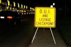 Dui Checkpoint in SC