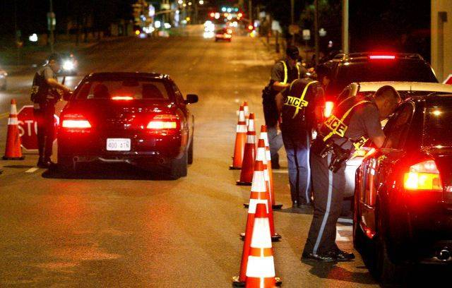 South Carolna: Dui and License CheckPoint